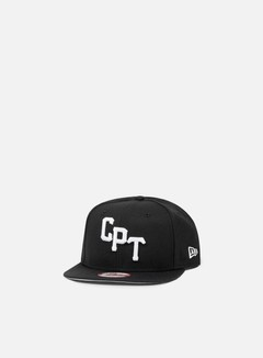 New Era - So Cal Letter Stack Script Snapback Compton, Black 1