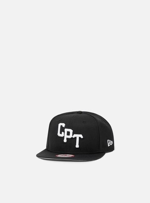 cappellini new era so cal letter stack script snapback compton black