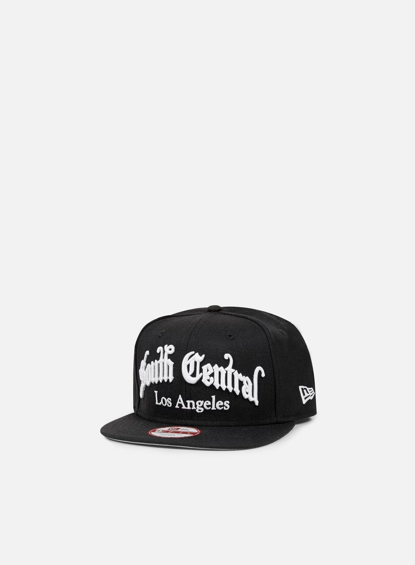 New Era - So Cal Old English Snapback South Central, Black