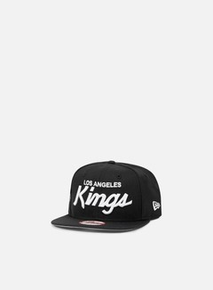 New Era - So Cal Script Team Snapback LA Kings, Black 1