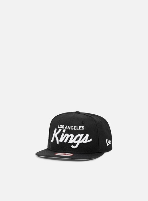 cappellini new era so cal script team snapback la kings black