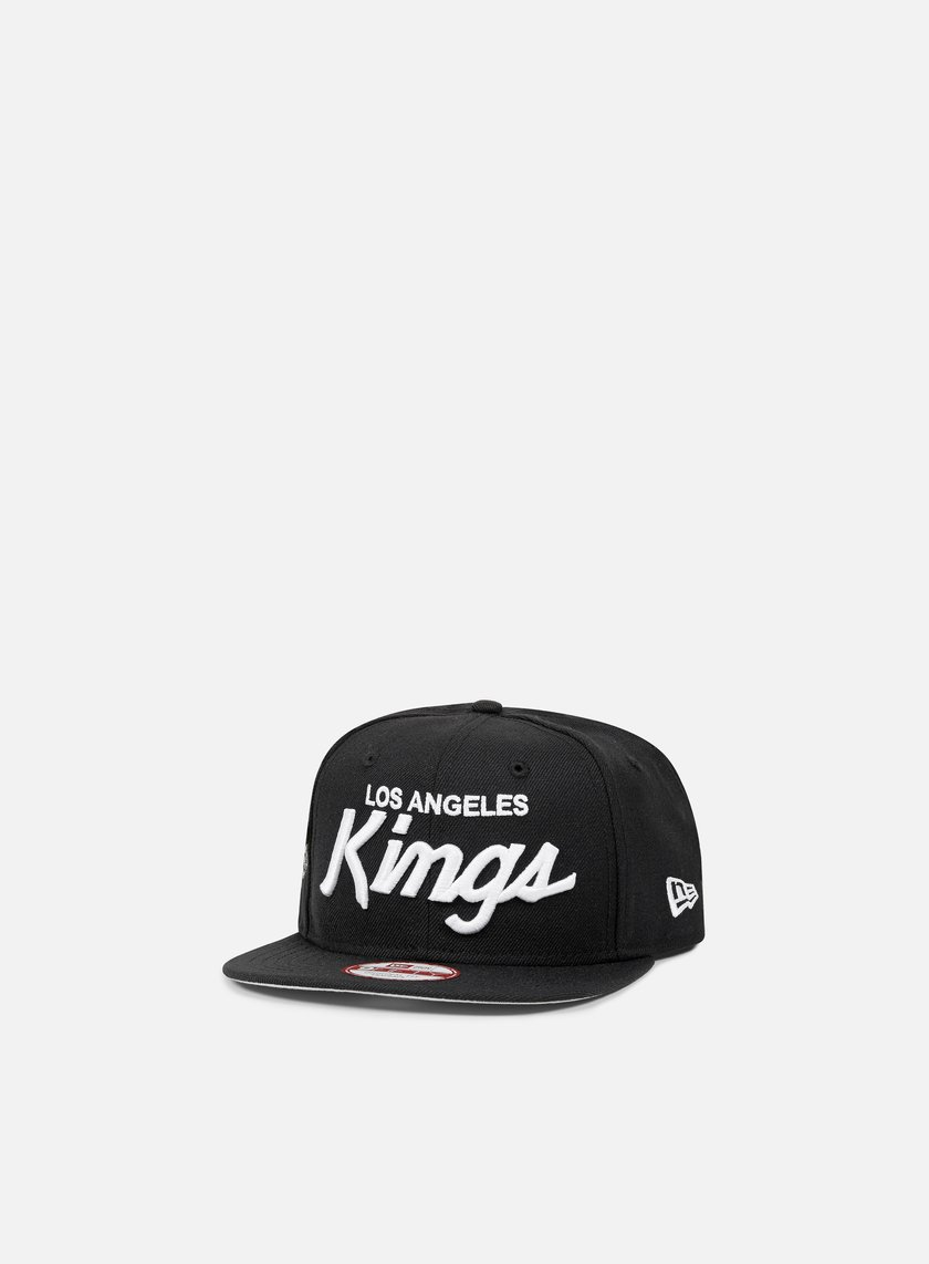 New Era - So Cal Script Team Snapback LA Kings, Black