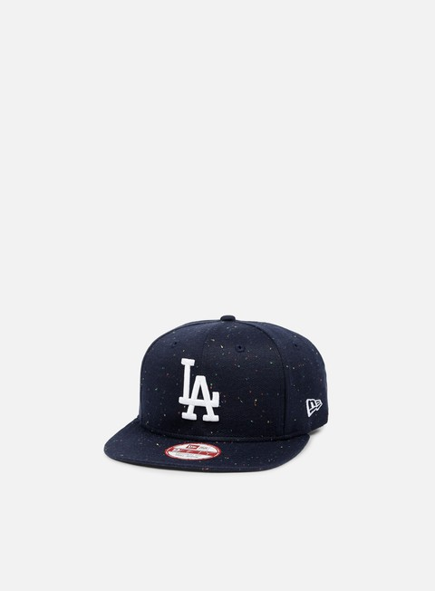 cappellini new era speckled snapback la dodgers navy white