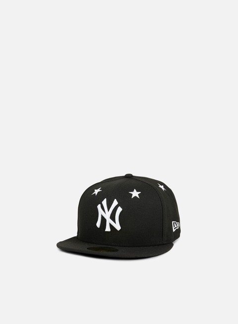 Outlet e Saldi Cappellini True Fitted New Era Star Crown MLB NY Yankees