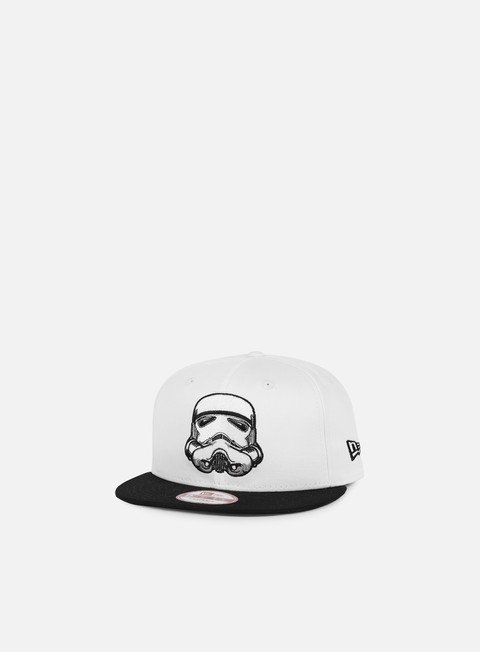 cappellini new era stormtrooper snapback white black