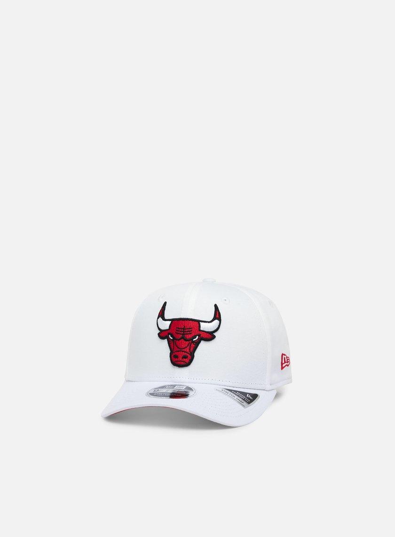 New Era Strech Snap 9Fifty Snapback Chicago Bulls