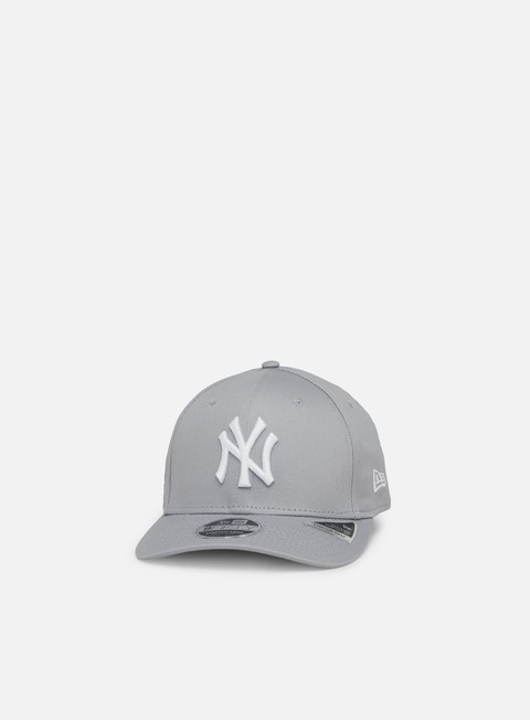 Sale Outlet Curved Brim Caps New Era Strech Snap 9Fifty Snapback NY Yankees