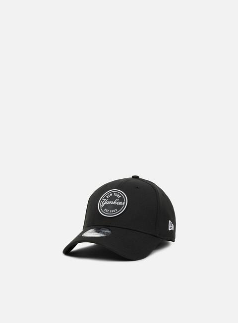 Flexfit Caps New Era Stretch Rubber Emblem NY Yankees