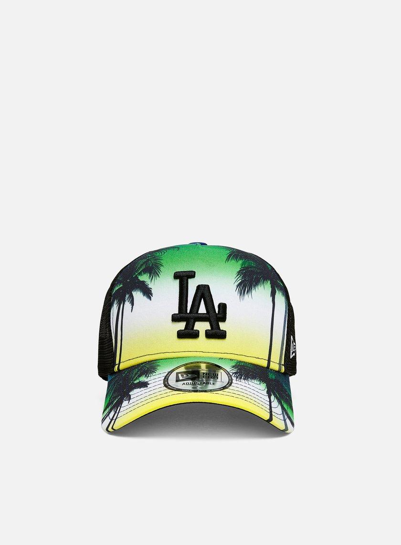 New Era Summer City Trucker LA Dodgers