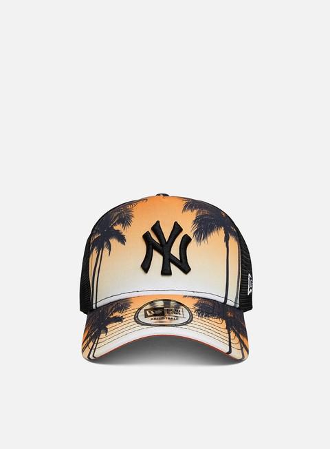 New Era Summer City Trucker NY Yankees
