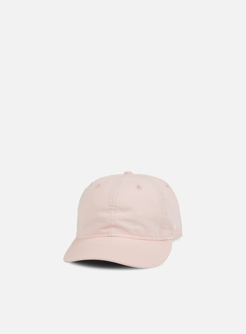cappellini new era sunbleach unstructured lp950 strapback pink