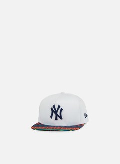 New Era - Sunny NY Yankees Snapback, White 1