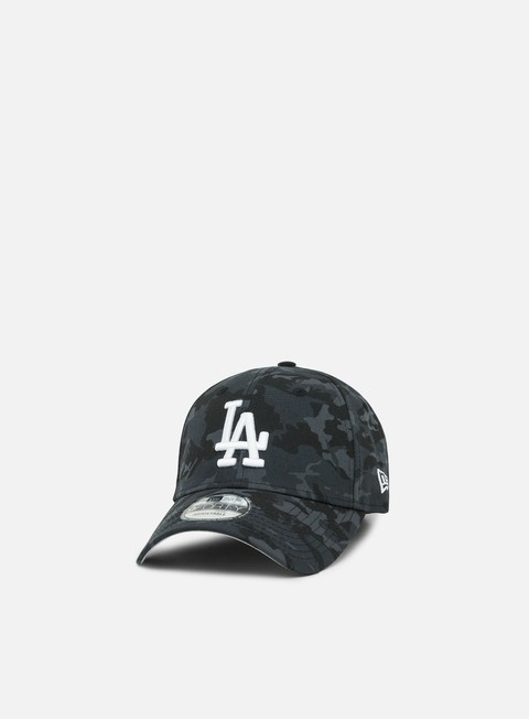 Outlet e Saldi Cappellini Visiera Curva New Era Team Camo 9Forty LA Dodgers