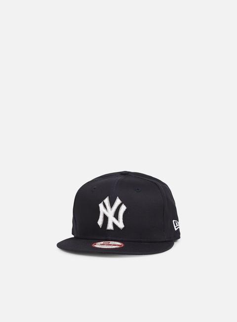 Outlet e Saldi Cappellini Snapback New Era Team Chenille Snapback NY Yankees