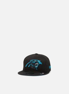 New Era - Team Classic Snapback Carolina Panthers, Team Colors 1