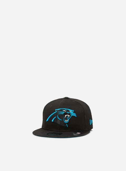 cappellini new era team classic snapback carolina panthers team colors