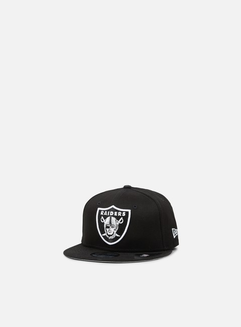 New Era Team Classic Snapback Oakland Raiders