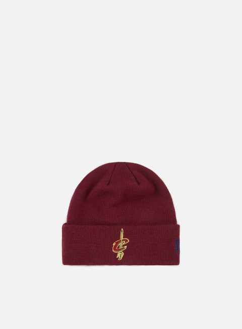 cappellini new era team essential cuff beanie cleveland cavaliers team colors