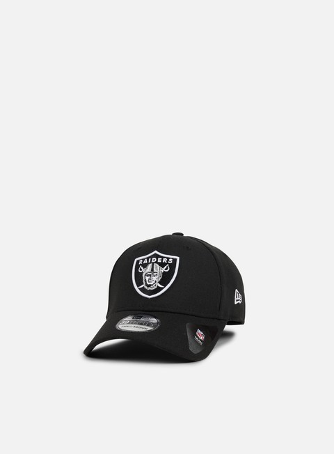Flexfit Caps New Era Team Essential Stretch Oakland Raiders