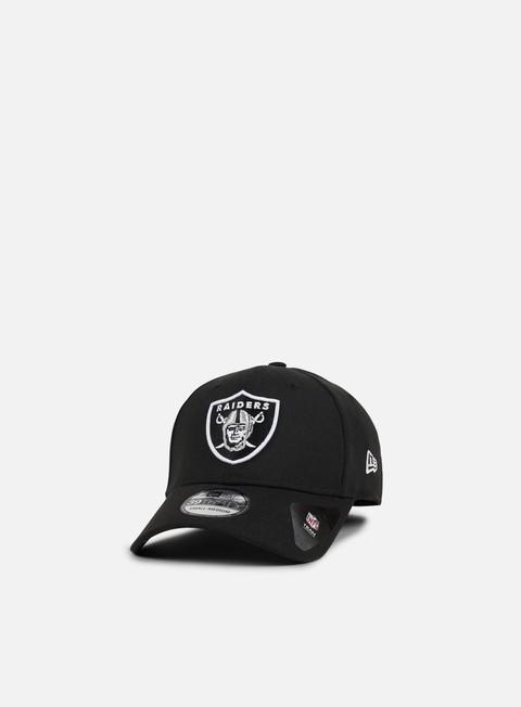 Flexfit Caps New Era Team Essential Stretch Oakland Raiders