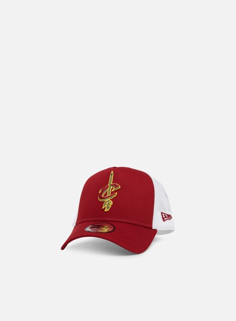 cappellini new era team essential trucker cleveland cavaliers team colors