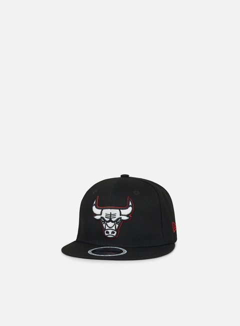 cappellini new era team glow in the dark 9fifty snapback chicago bulls black