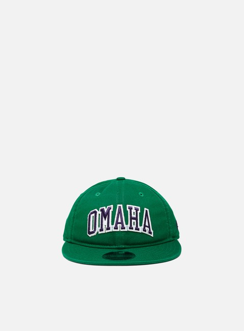 New Era Team Heritage 9Fifty Strapback Omaha Royals