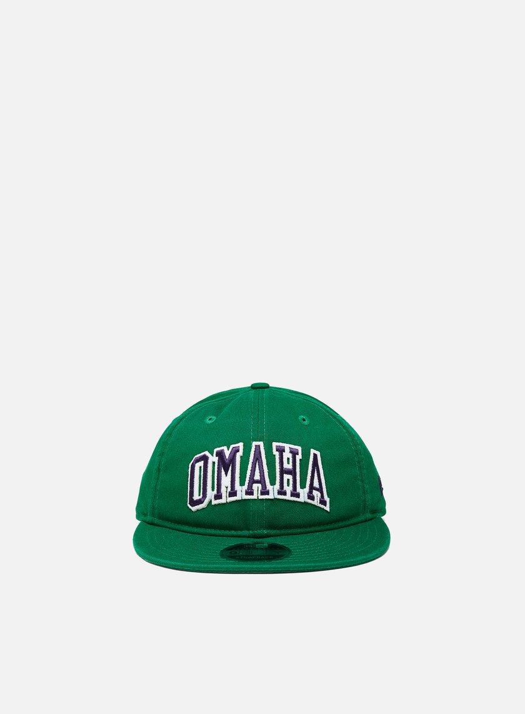 New Era Team Heritage 9Fifty Strapback Omaha Royals