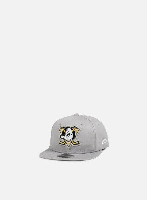 cappellini new era team logo weld snapback anaheim ducks team colors