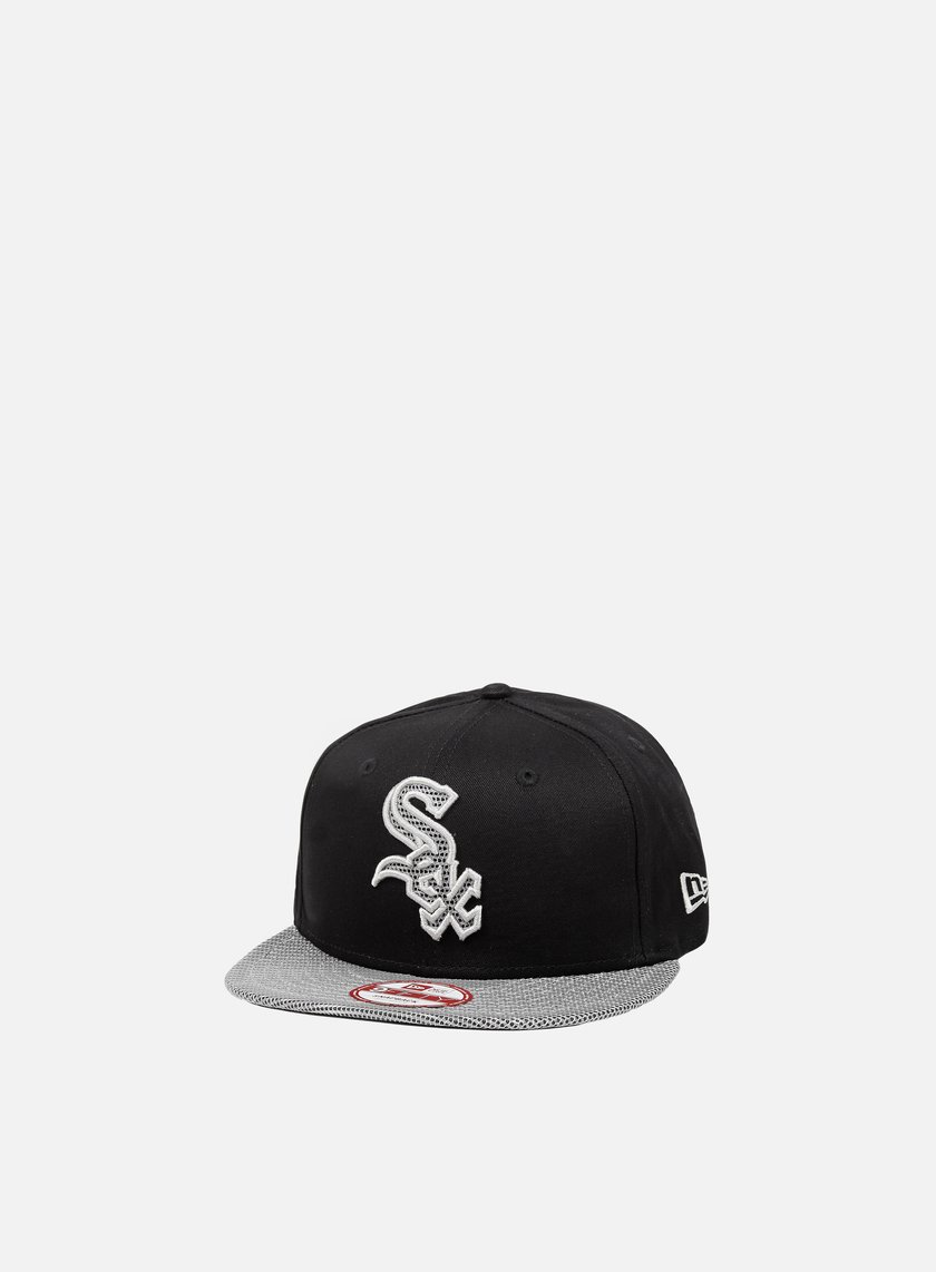 New Era - Team Mesh Snapback Chicago White Sox, Team Colors