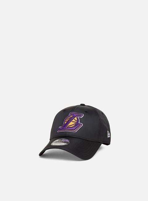 Outlet e Saldi Cappellini Visiera Curva New Era Team Ripstop 9Forty LA Lakers