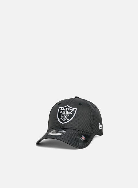 Outlet e Saldi Cappellini Visiera Curva New Era Team Ripstop 9Forty Las Vegas Raiders