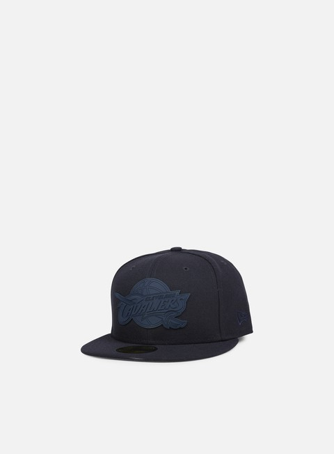 cappellini new era team rubber logo cleveland cavaliers navy