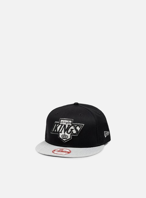 Outlet e Saldi Cappellini Snapback New Era Team Snapback LA Kings