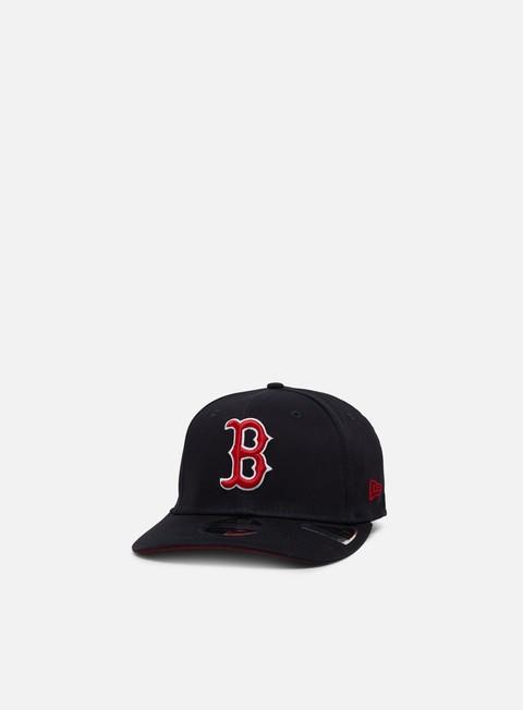 Outlet e Saldi Cappellini Visiera Curva New Era Team Stretch 9Fifty Snapback Boston Red Sox