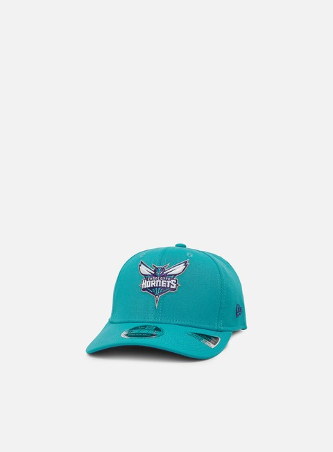 New Era Team Stretch 9Fifty Snapback Charlotte Hornets
