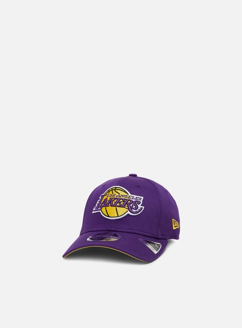 New Era Team Stretch 9Fifty Snapback LA Lakers