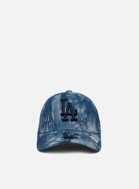Cappellini Visiera Curva New Era Team Tie Dye 9Fifty Snapback LA Dodgers