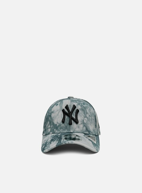 Cappellini Visiera Curva New Era Team Tie Dye 9Fifty Snapback NY Yankees