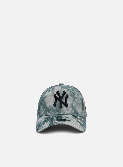 Outlet e Saldi Cappellini Visiera Curva New Era Team Tie Dye 9Fifty Snapback NY Yankees