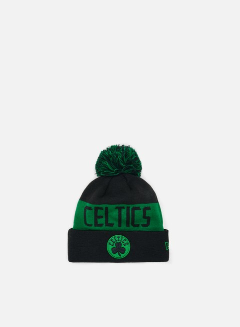Cuffie New Era Team Tonal Knit Beanie Boston Celtics