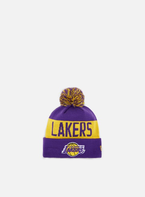Cuffie New Era Team Tonal Knit Beanie LA Lakers