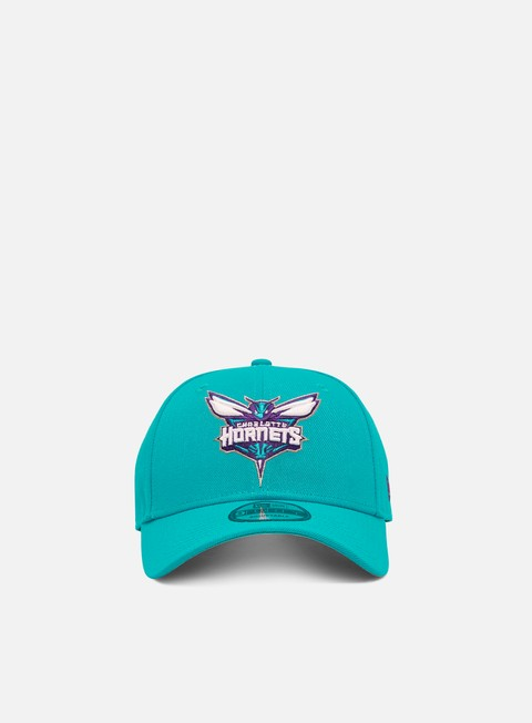 Cappellini con visiera New Era The League 9Forty Charlotte Hornets