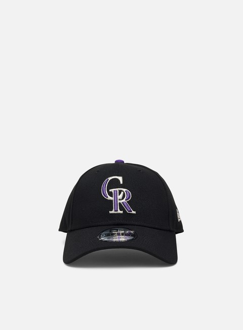 New Era The League 9Forty Strapback Colorado Rockies