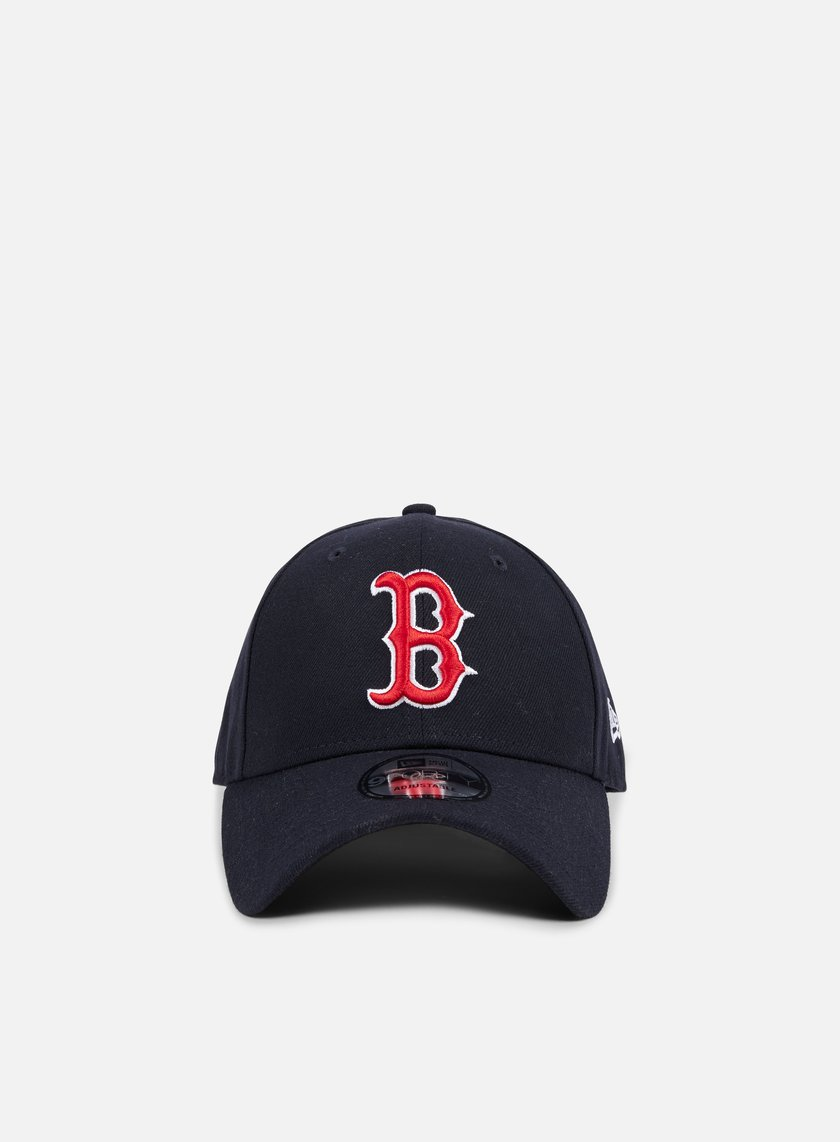 New Era - The League Strapback Boston Red Sox, Team Colors