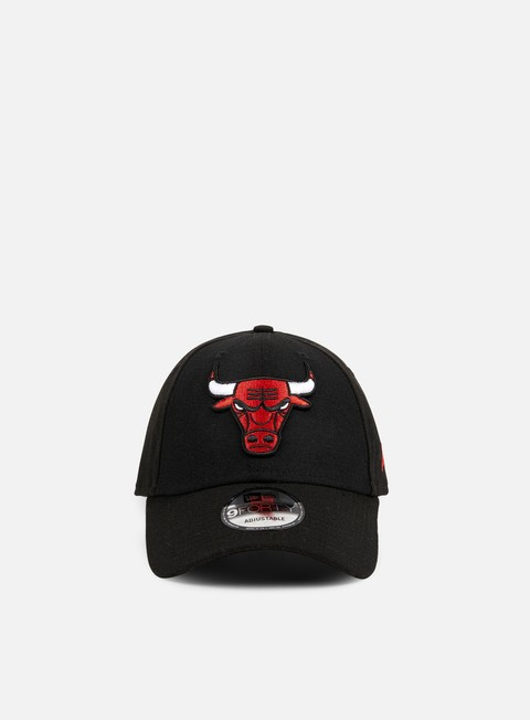 cappellini new era the league strapback chicago bulls team colors