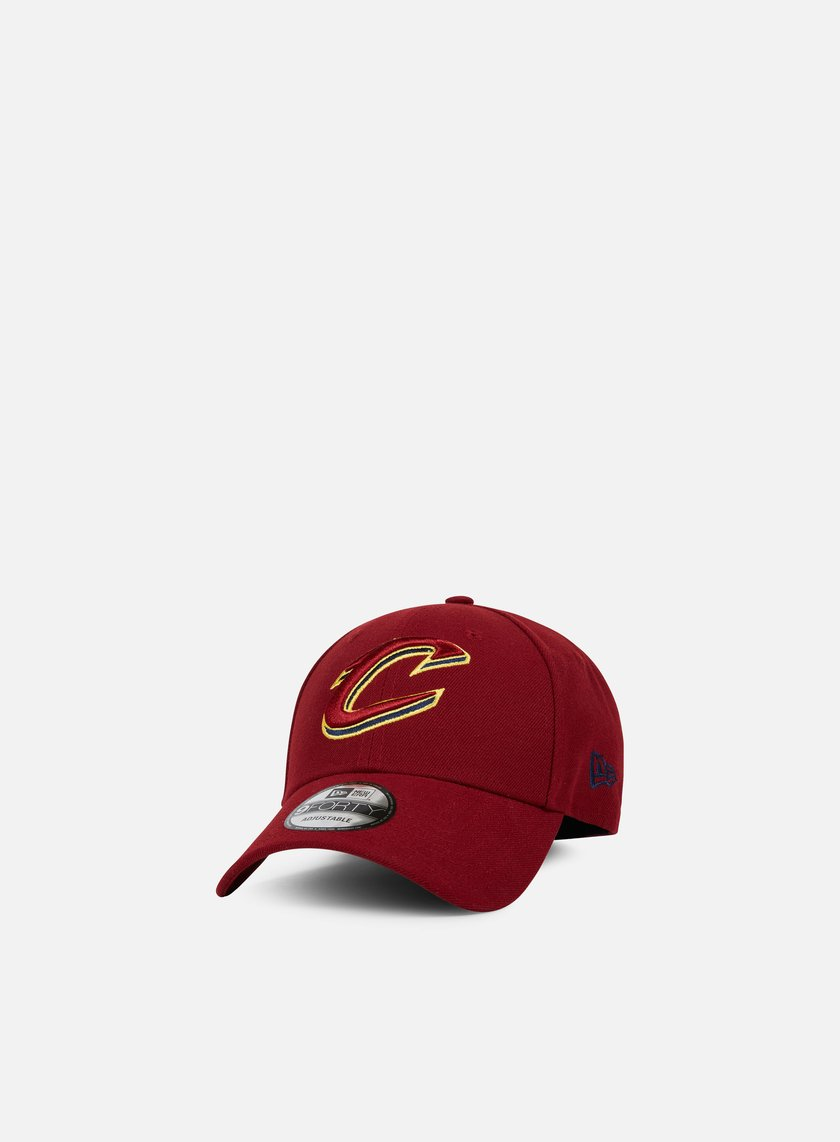 New Era - The League Strapback Cleveland Cavaliers, Team Colors
