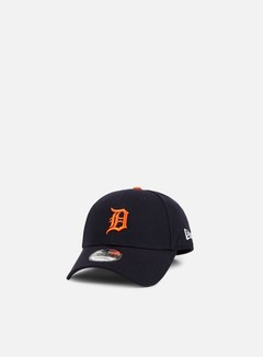 New Era - The League Strapback Detroit Tigers, Navy 1