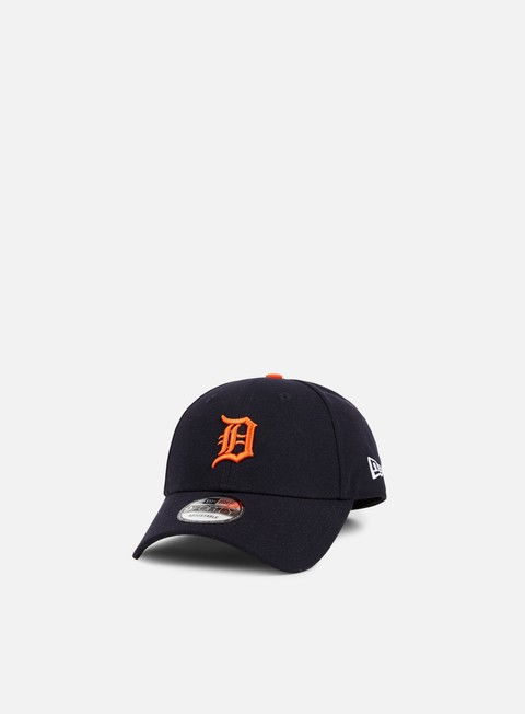 cappellini new era the league strapback detroit tigers navy