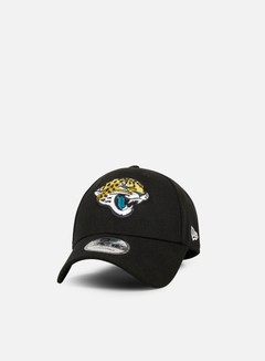 New Era - The League Strapback Jacksonville Jaguars, Black 2